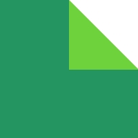 origami loisirs papier bicolore vert fonc vert clair papier origami bicolore. Black Bedroom Furniture Sets. Home Design Ideas
